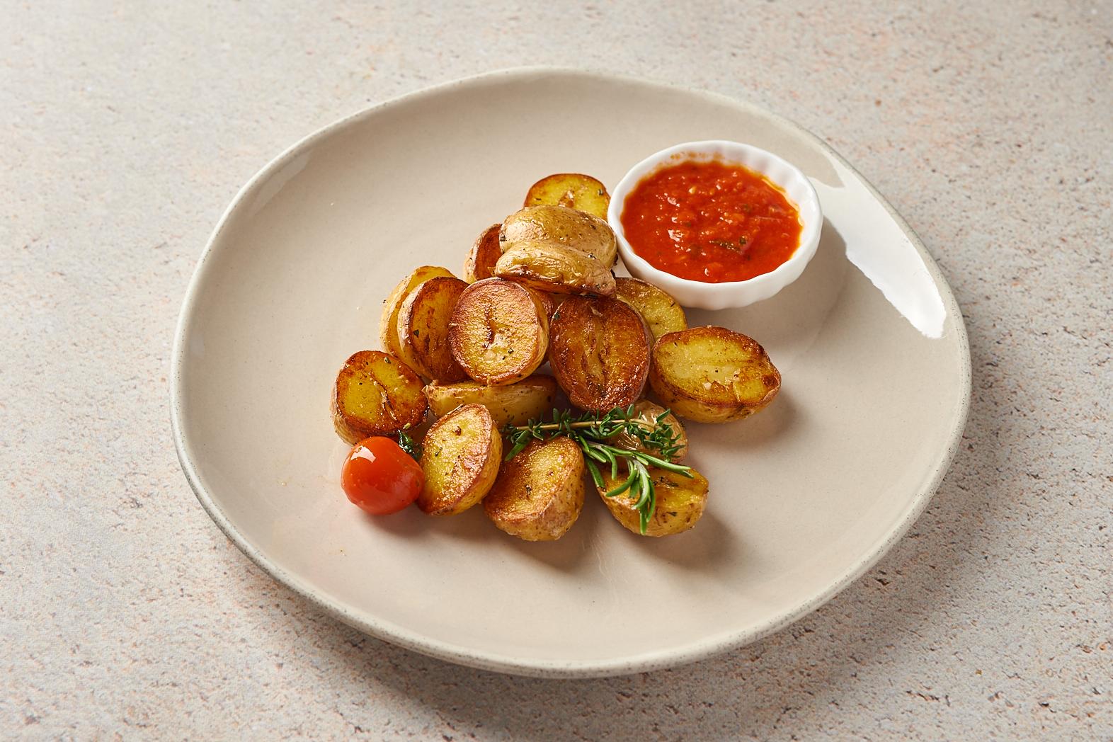 Картофель жареный Ласточка