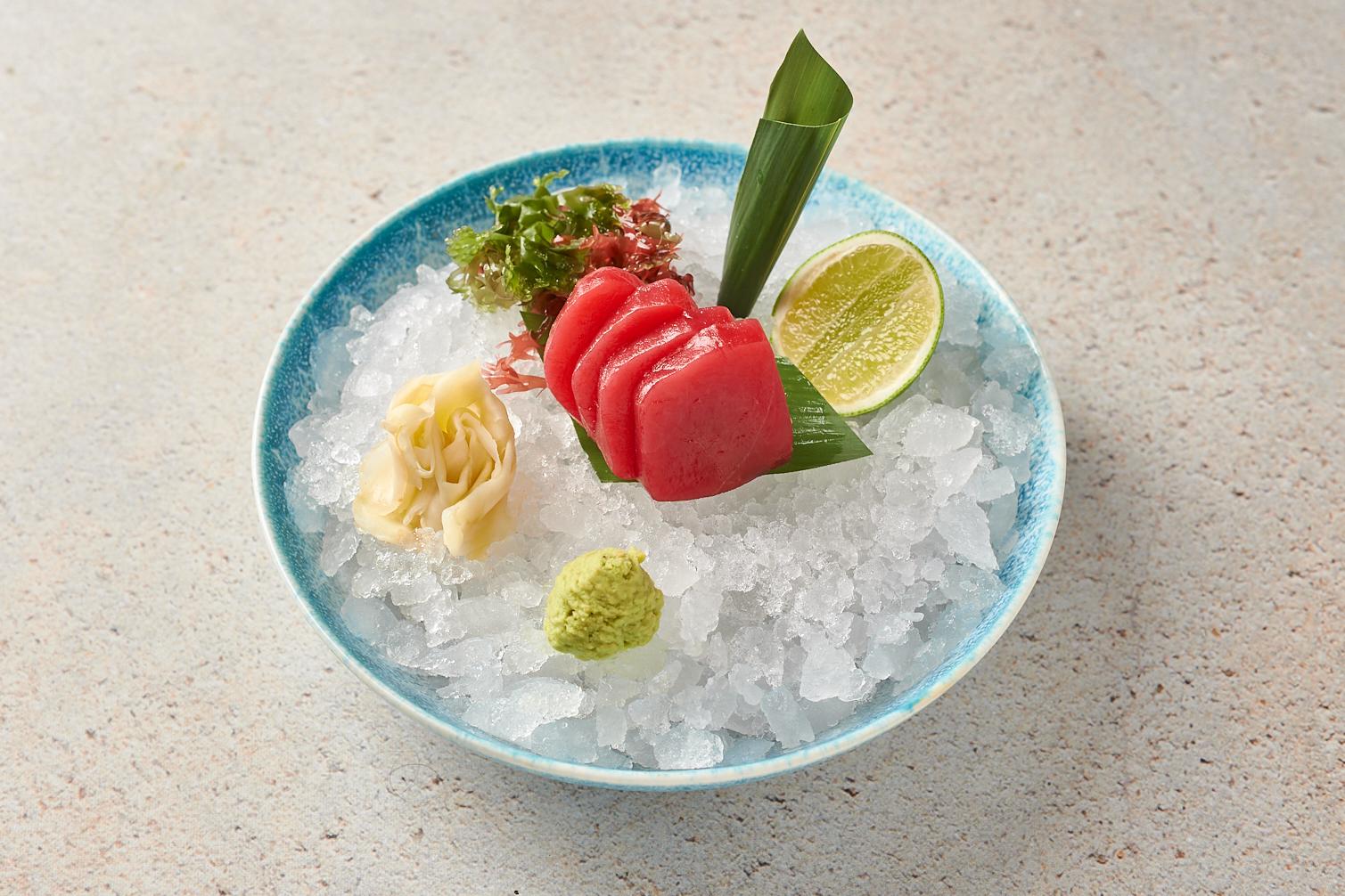 Сашими тунец «Блю Фин»