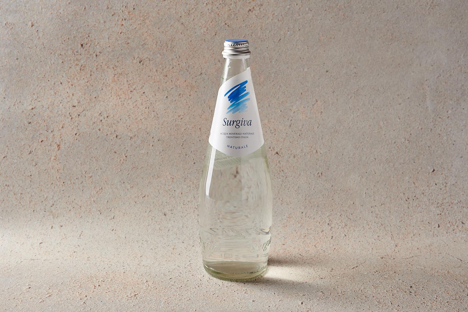 Вода без газа  Surgiva