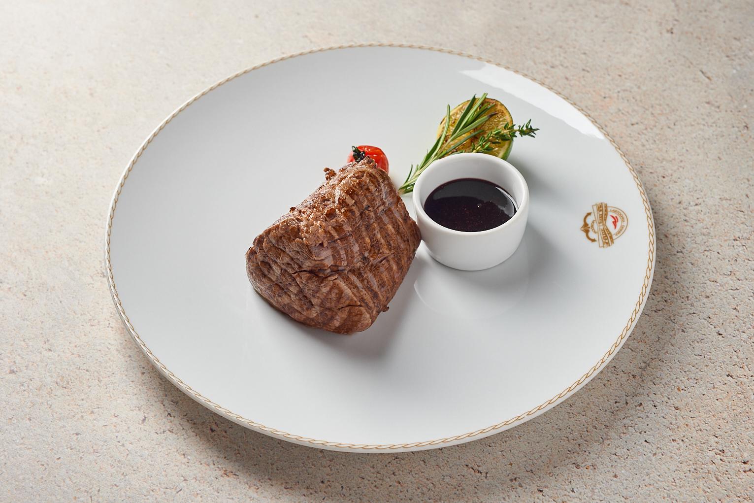 Филе говядины «Шатобриан»