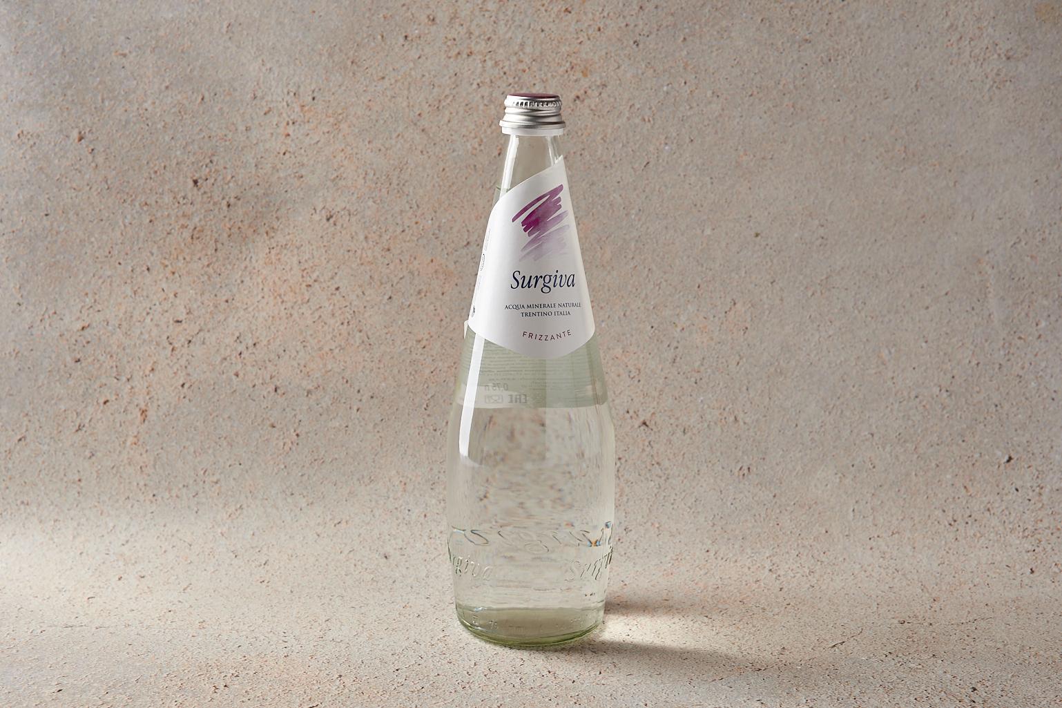 Вода с газом Surgiva